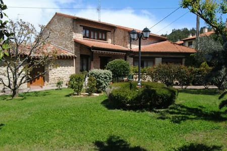 House in village near vitoria For 7 people - Estavillo