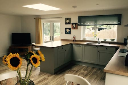 Contemporary Newly Built Cottage rural BATH - Inglesbatch - Bungalow