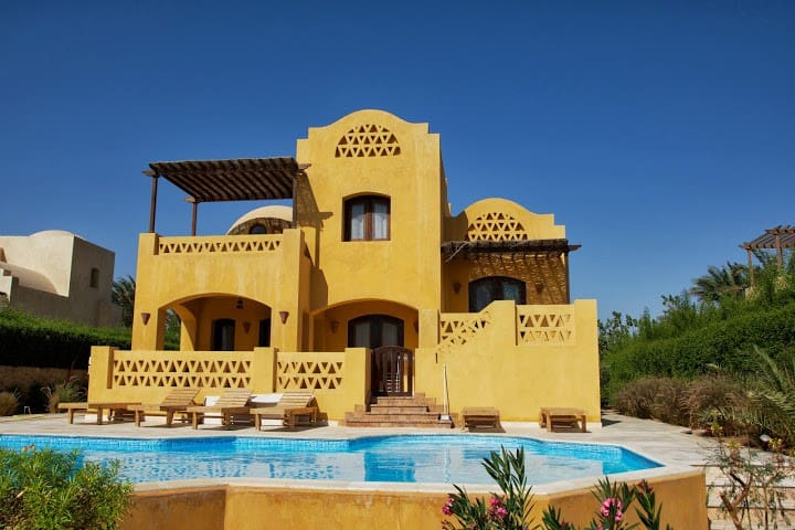 Great Villa El Gouna Egypt Red Sea - Hurghada - House