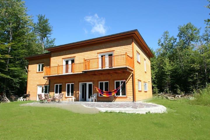 Grande maison de campagne 18 pers. - Saint-Denis-de-Brompton - Talo