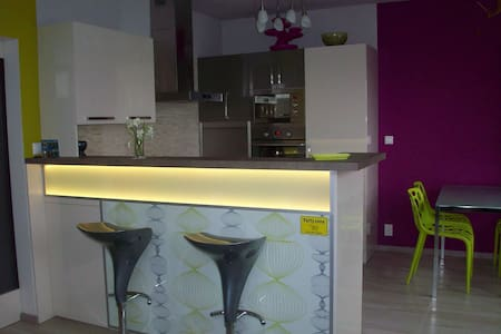 Whole modern flat with garden  - Brno