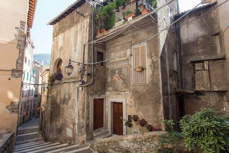 Subiaco: i borghi + belli d'Italia - Subiaco - Daire