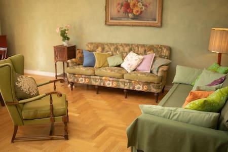 A.C. Via Garibaldi in centro prestigious apartment