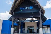 centro comercial Blue mall punta cana, 3 minutos en carro