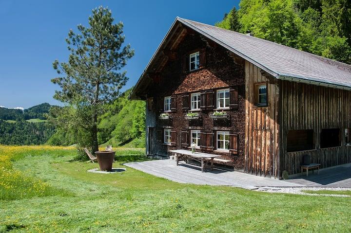 Selbstversorgerhütte Hinterberg