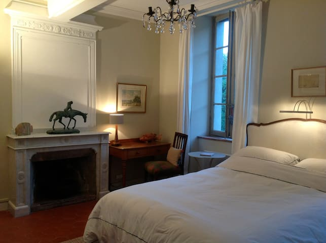 Charming Double Room with En-suite - Mirepeisset - Bed & Breakfast