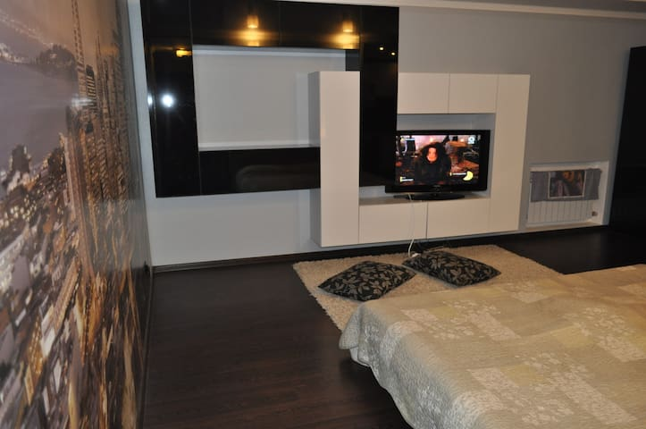 Luxurious apartment in Lugansk