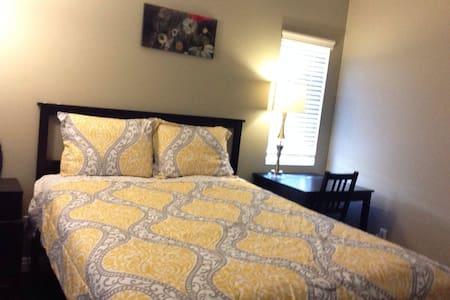 Guest room 2 - Irvine