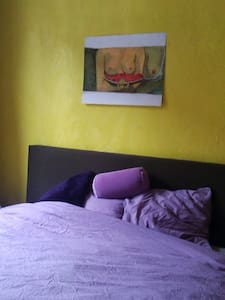 Gauguin Room with very comfortable bed - Antwerp - Townhouse