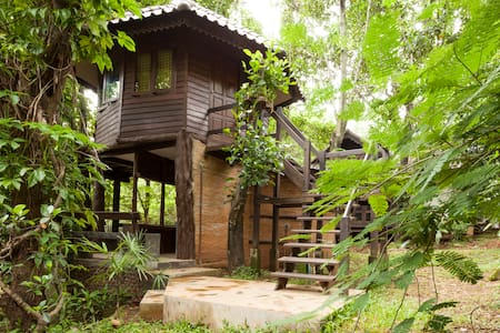 Tree House 10 mins drive fr center  - 무앙 치앙마이