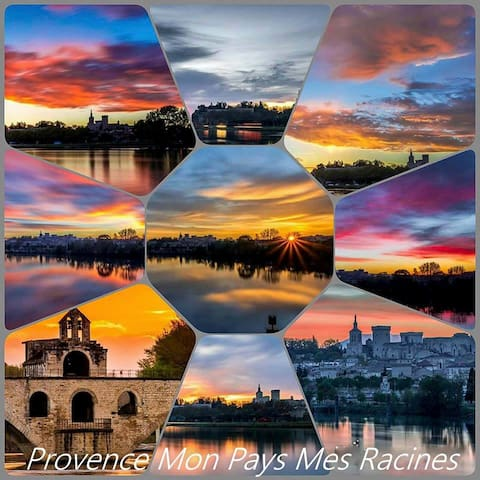 Au soleil de Provence