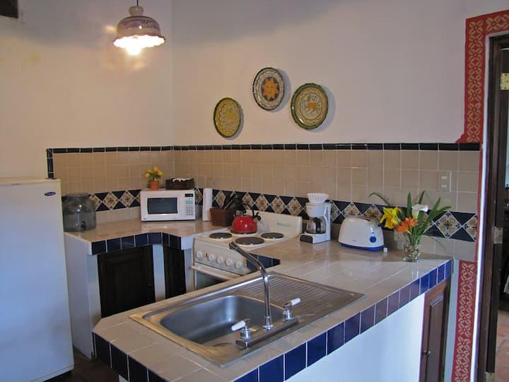 Céntrico y cómodo apartamento colonial - Apto. 1