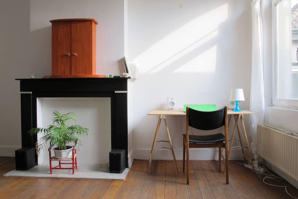 Beautiful flat in the heart of bxl appartements louer bruxelles bruxelles belgique - Flat meuble a louer bruxelles ...