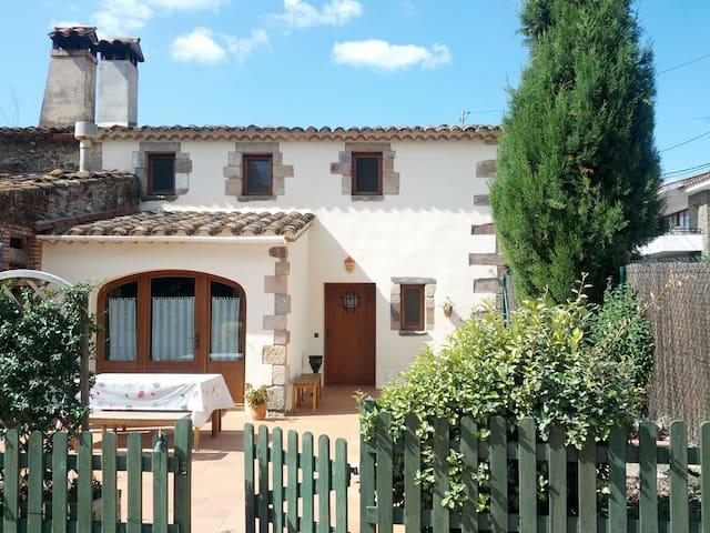 Cal´Estrada-Montseny Nature Reserve - Sant Esteve de Palautordera - Dům