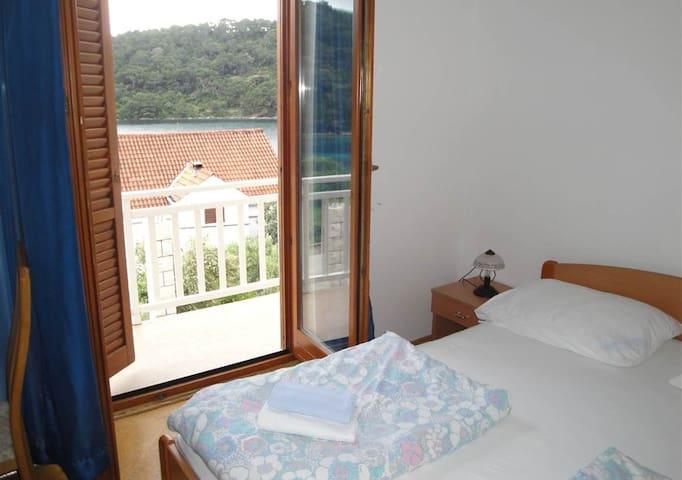 Palma Basic Room in Soline - Zaton - Leilighet
