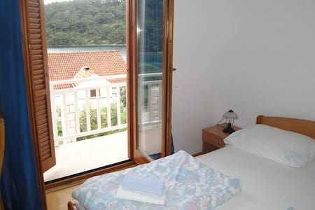 Palma Basic Room in Soline - Zaton