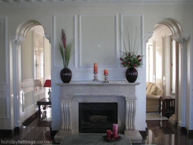 Charming Villa near Cultural Center - Sintra - Villa