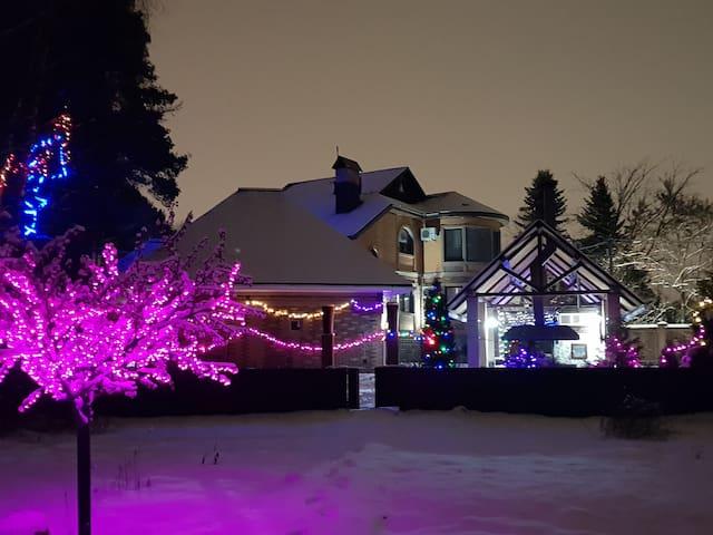 Дом в Красногорске Московской области