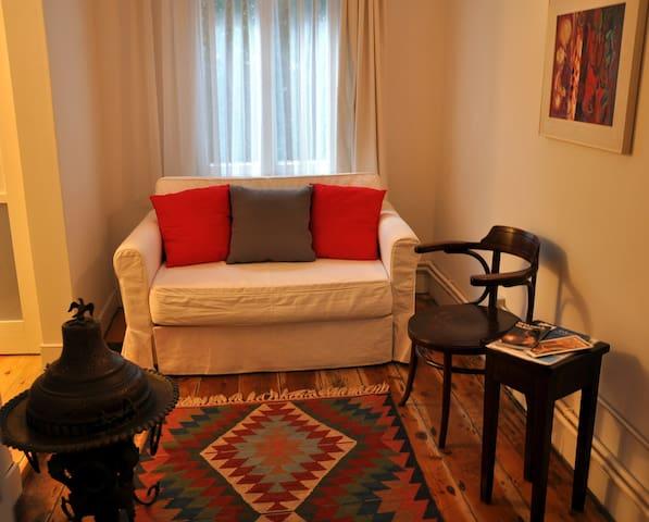 Cozy apartment in Kuzguncuk - อิสตันบูล