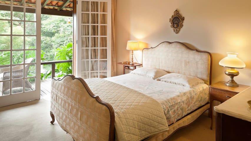 Suite Les racines du ciel - Teresópolis - Bed & Breakfast