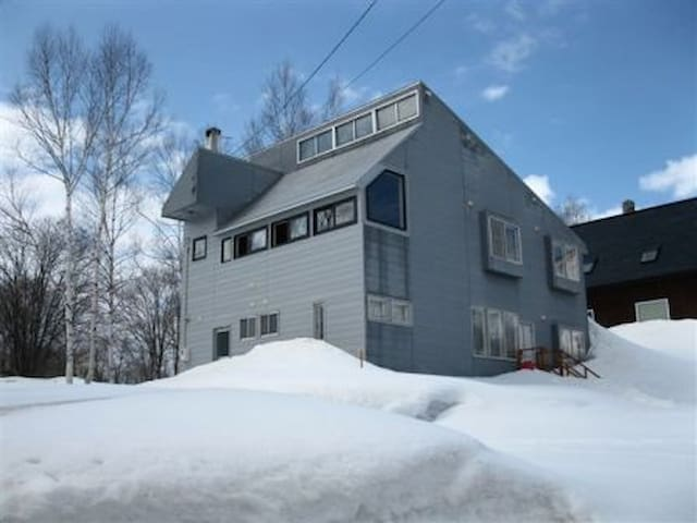 Ski Lodge in Niseko Japan  - Abuta District - Bed & Breakfast