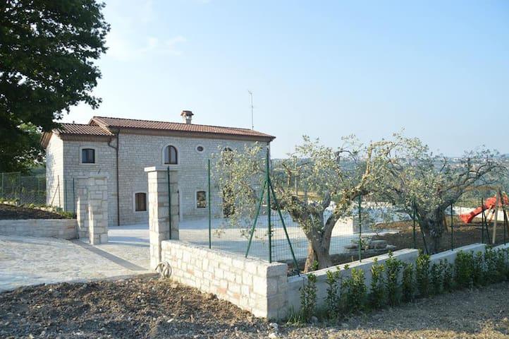 Casa Vacanze San Marco dei Cavoti (BN) - Zenna