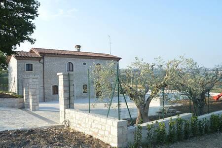 Casa Vacanze San Marco dei Cavoti (BN) - Zenna - Villa
