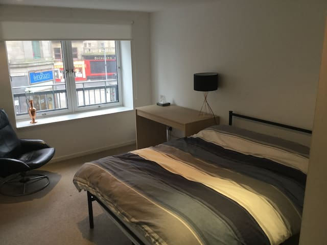 Double Room in Merchant City - Glasgow - Appartement