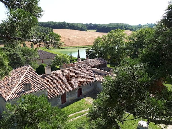 Maison de charme à Lectoure