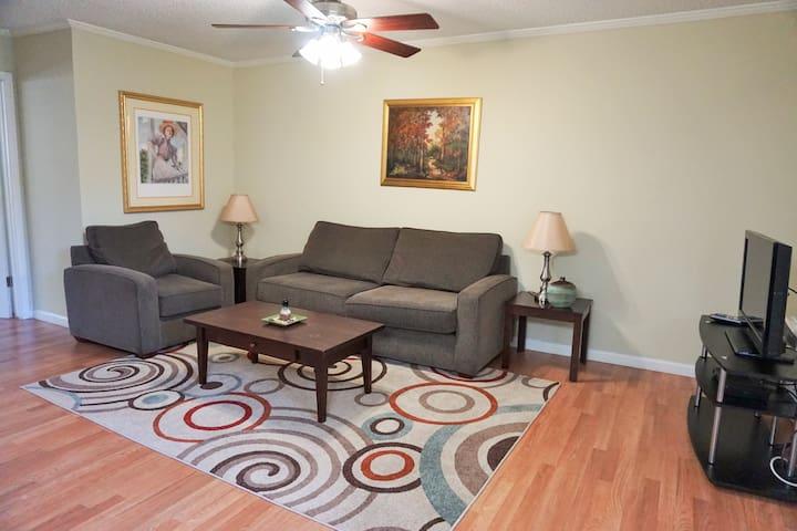 Renovated Corporate Suite