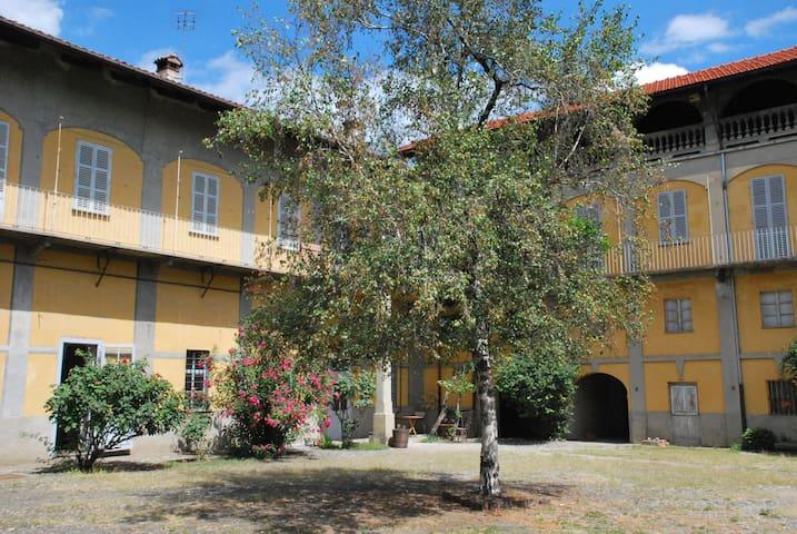 Apartment Casa Regis - Costigliole Saluzzo - Apartemen