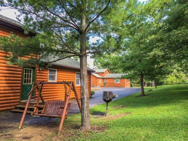 Nature is Calling at Pine Creek Escape
