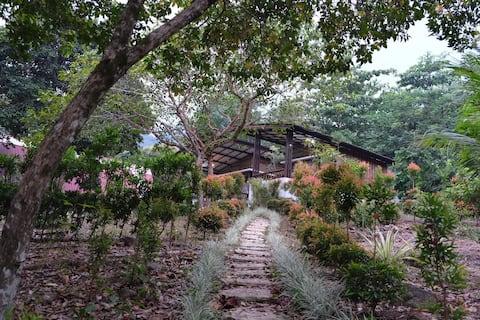 Villa JLO 1 Temajuk(nearTelok Melano)