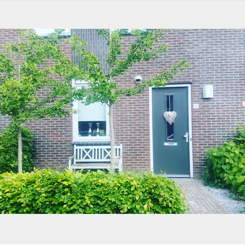 Nice, modern & cosy home 54 minutes from Amsterdam - Barneveld