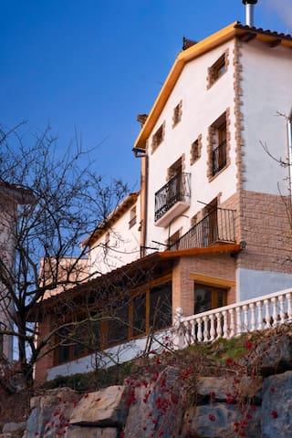 el encanto de las tres sierras - Munilla - House