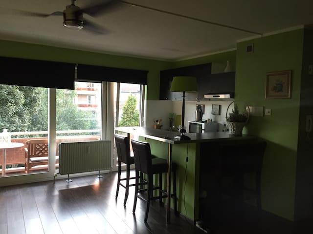 Studio, Shuman-Merode - Etterbeek - Appartement