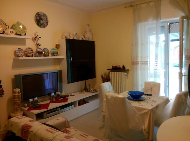 Lovely flat in Milan with balcony - Milano - Huoneisto