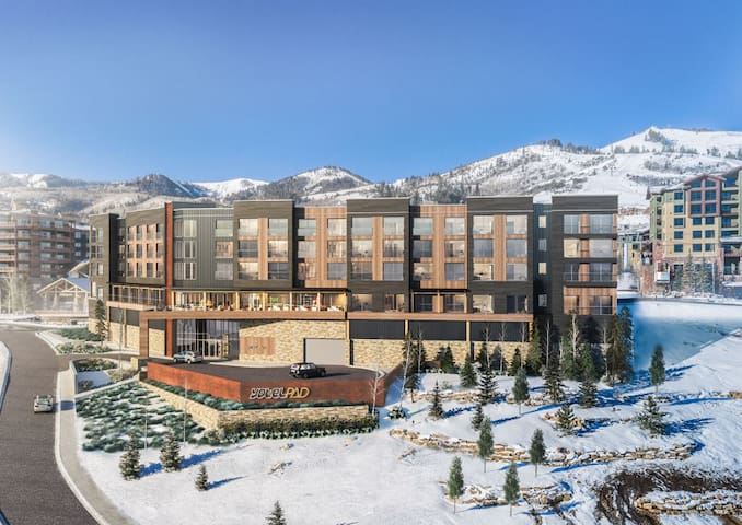 Great location in Park City (Canyons Village)