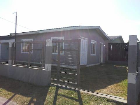 Casa na praia - Capão Novo - 2 quartos