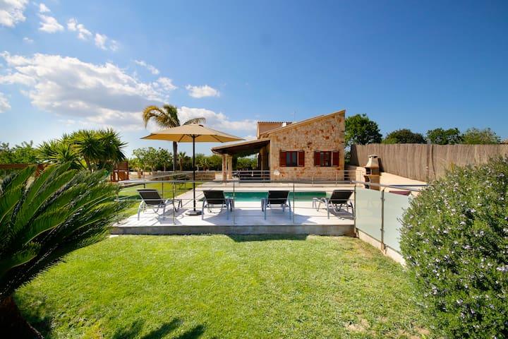 Cas Carrasquet By 5StarsHome - Santa Margarita - Villa