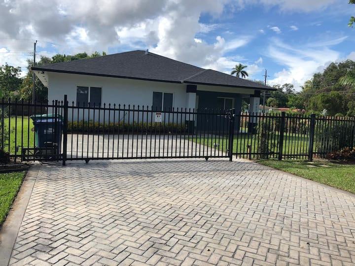 Miami experience New House.