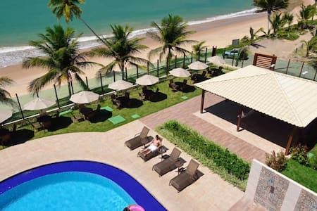 FLAT/HOTEL  BEIRA MAR NO NORD LUXXOR TABATINGA - Conde - Service appartement