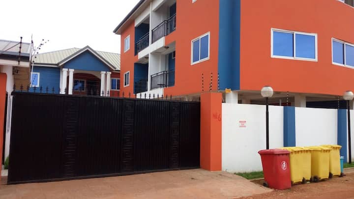 1 bedroom apartment at East Legon (Alba Court)