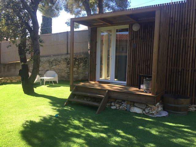 mini villa proche centre + piscine (hors we)