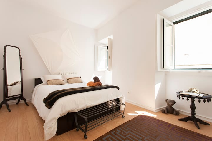 I Love Alfama - Cosy appartment w/ garden - Alfama - Haus