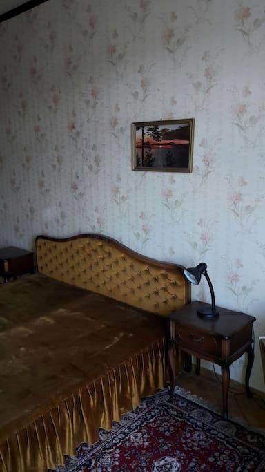 Комната 3. Спальная