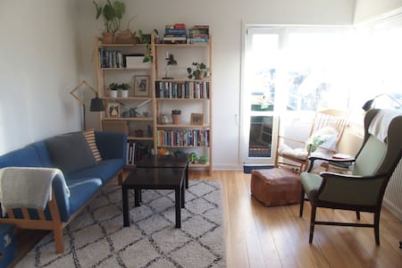 Charming 3 rooms apartment - Aarhus - Wohnung