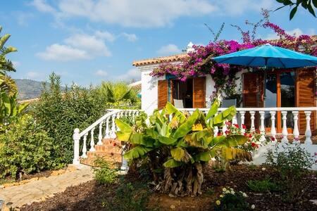 Casa Alta, Montinho da Luz, Algarve - Moncarapacho - Cabane