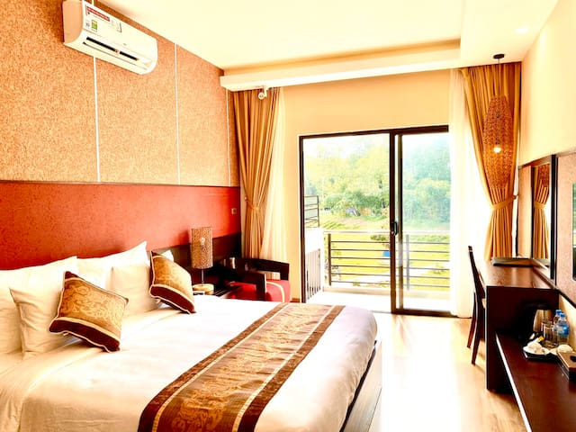Supperior Double room wiht King size bed