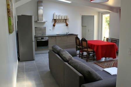 Suite nuptiale, domaine Balnéo - Rumah